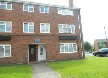 Thumbnail 3 bed flat for sale in Jenkins Close, Bilston