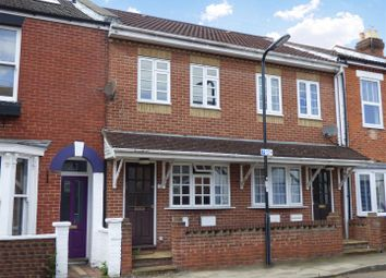 Thumbnail 2 bedroom terraced house for sale in Bath Street, Southampton