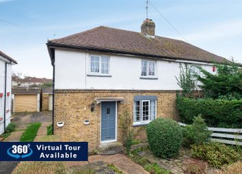 Thumbnail 3 bed semi-detached house for sale in Kingston Avenue, Yiewsley, West Drayton