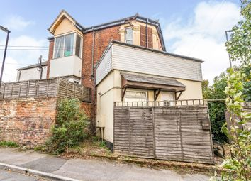 Thumbnail 1 bed flat for sale in Millbrook Road West, Freemantle, Southampton