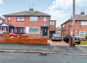 Thumbnail 3 bed semi-detached house for sale in Myrtle Avenue, Weston Coyney, Stoke-On-Trent