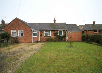 Thumbnail 3 bed semi-detached bungalow for sale in Beechwood Avenue, Bottisham