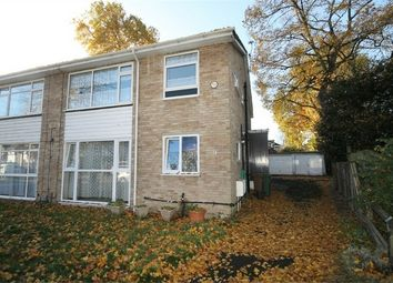 Thumbnail 2 bed flat to rent in Strawberry Lane, Carshalton, Surrey