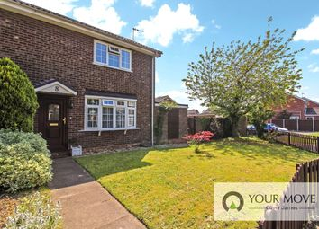 Thumbnail Semi-detached house for sale in The Larches, Wrentham, Beccles