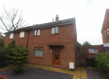 Thumbnail Semi-detached house for sale in Homefield Avenue, Bradwell, Great Yarmouth