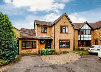 Thumbnail 3 bed detached house for sale in Morebath Grove, Furzton, Milton Keynes, Bucks