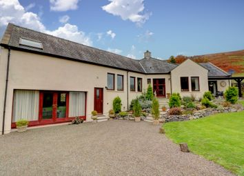 Thumbnail 4 bed detached house for sale in Roundstonefoot, Moffat