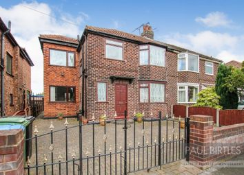 Thumbnail 3 bed semi-detached house for sale in Bishop Road, Flixton