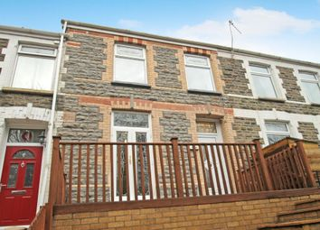 Thumbnail 4 bed terraced house for sale in Gladstone Place, Tredegar, Blaenau Gwent