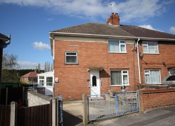 Thumbnail 4 bed semi-detached house for sale in Lindley Street, Newthorpe