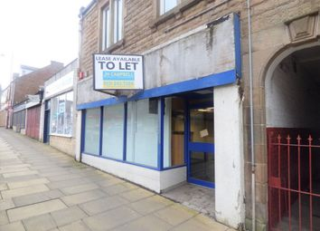 Thumbnail Commercial property for sale in High Street, Cowdenbeath