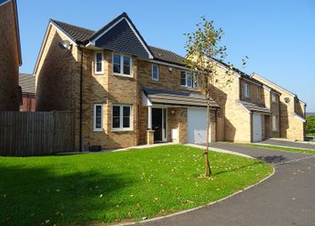 Thumbnail 4 bed detached house for sale in Gwern Close, St Lythans Park, Vale Of Glamorgan.