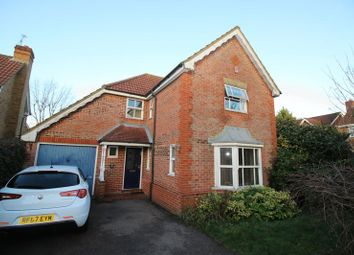 Thumbnail 4 bed detached house for sale in Salterns Road, Maidenbower, Crawley