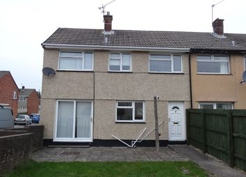 Thumbnail 2 bedroom end terrace house to rent in Cae Fardre, Church Village, Pontypridd