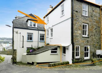Thumbnail 3 bed cottage for sale in Quay Street, St. Ives