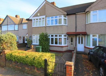 Thumbnail 2 bedroom terraced house for sale in Harborough Avenue, Sidcup