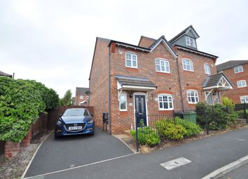 Thumbnail 3 bed semi-detached house for sale in Love Lane, Wallasey