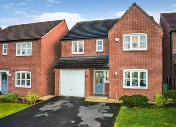 Thumbnail 4 bed detached house for sale in Debdale Way, Mansfield Woodhouse, Mansfield