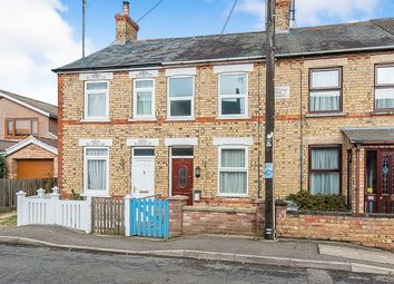 Thumbnail 2 bed terraced house for sale in Low Road, Elm, Wisbech