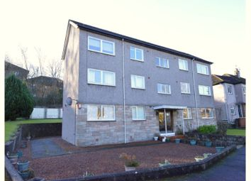 Thumbnail 1 bed flat for sale in 6 Parkgrove Avenue, Glasgow