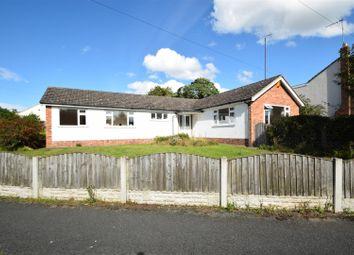 Thumbnail 4 bed detached bungalow for sale in Woodlands Close, Parkgate, Neston