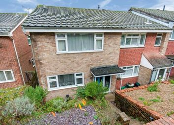 Thumbnail 3 bed end terrace house for sale in Scarborough Close, Biggin Hill, Westerham