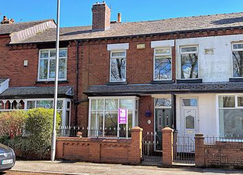 Thumbnail 3 bed terraced house for sale in Church Road, Smithills, Bolton
