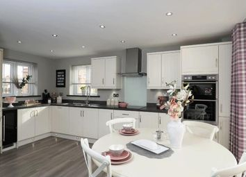 "Thumbnail 4 bed detached house for sale in ""Alnwick"" at Blackthorn Crescent, Brixworth, Northampton"