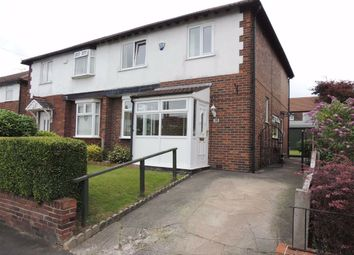 3 bed semi-detached house for sale in Forbes Road, Offerton, Stockport SK1