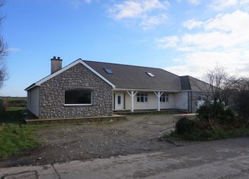 Thumbnail 4 bed detached house for sale in Rhosybol, Amlwch
