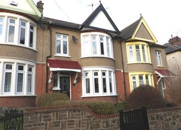 Thumbnail 4 bed terraced house for sale in Southchurch Hall Close, Southend-On-Sea