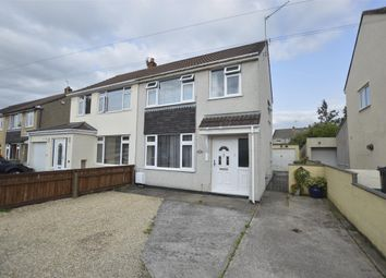 Thumbnail 3 bed semi-detached house for sale in Bradley Avenue, Winterbourne, Bristol
