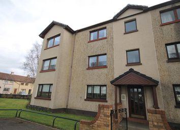 Thumbnail 2 bedroom flat for sale in Burn Crescent, New Stevenston, Motherwell