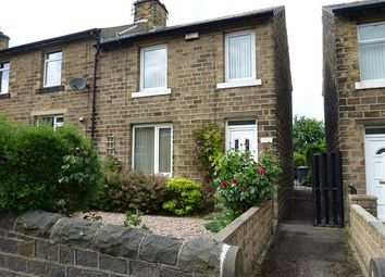 Thumbnail 3 bed end terrace house for sale in Leymoor Road, Golcar, Huddersfield