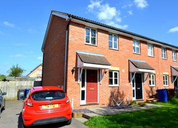 Thumbnail End terrace house to rent in White Caville, Haverhill
