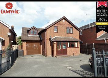 Thumbnail 4 bed detached house for sale in Hammonds Green, Southampton