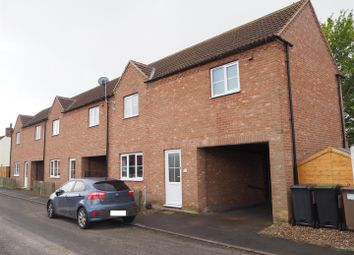 Thumbnail 3 bed semi-detached house for sale in Eastgate, Bassingham, Lincoln