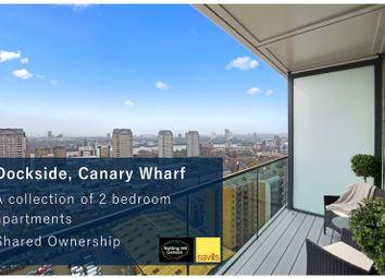 2 bed flat for sale in 41 Mastmaker Road, Salvor Tower, Millharbour, London E14