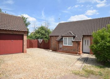 Thumbnail 2 bedroom detached bungalow for sale in Redhuish Close, Furzton, Milton Keynes