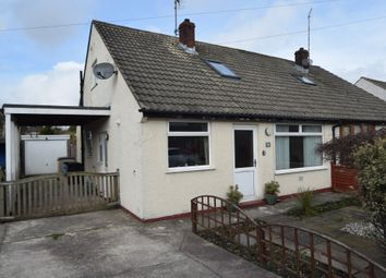 Thumbnail 4 bed semi-detached house for sale in Park Field, Swarthmoor, Ulverston, Cumbria