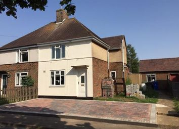 Thumbnail 2 bed semi-detached house for sale in Forest Road, Hartwell, Northamptonshire