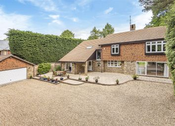 Thumbnail 5 bed detached house for sale in Nine Mile Ride, Finchampstead, Berkshire