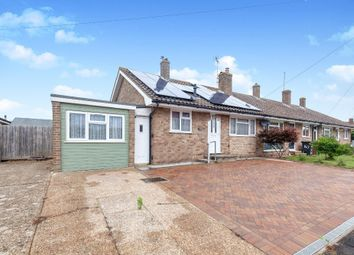 Thumbnail 2 bedroom semi-detached bungalow for sale in Percival Road, Eastbourne
