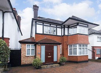Thumbnail 5 bed detached house for sale in Haslemere Avenue, London