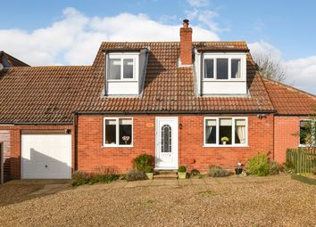 Thumbnail 4 bed link-detached house for sale in Pit Street, Southrepps, Norwich