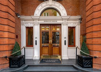 Thumbnail 1 bed flat for sale in Hay Hill, Mayfair