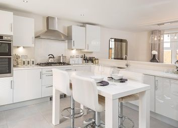 """Thumbnail 4 bed detached house for sale in """"Layton"""" at Gimson Crescent, Tadpole Garden Village, Swindon"""