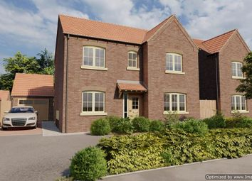 Thumbnail 4 bed detached house for sale in East Lane, Corringham, Gainsborough