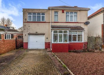 Thumbnail 3 bed detached house for sale in Garthfield Crescent, Westerhope, Newcastle Upon Tyne