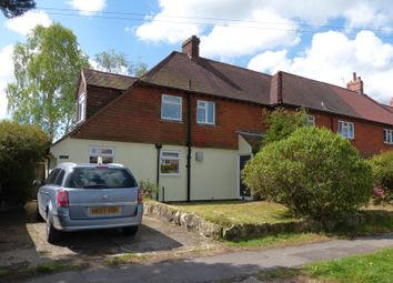 Thumbnail 2 bed semi-detached house for sale in Aldervale Cottages, Fermor Road, Crowborough